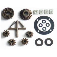 Getriebeset für Differential Losi 5ive Mini