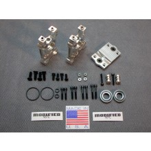 Modified RC Mittel Diff Halter Losi 5ive-T Modified RC Center Diff Mount