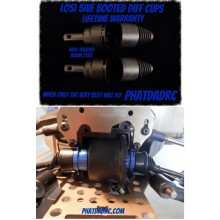 PhatDad Losi 5ive Booted Diff Cups