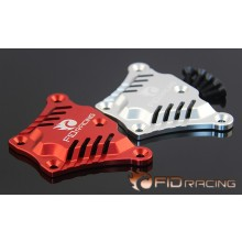 FID Racing Losi 5ive-T Alu vorne obere Chassis Strebe Silber