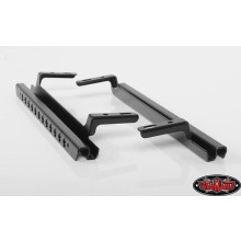 Metal Side Sliders for Traxxas TRX-4 Land Rover DefenderD110 RC4WD
