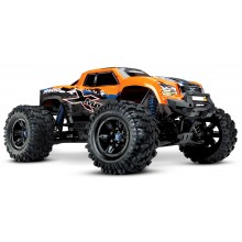 TRAXXAS X-Maxx 4x4 VXL NEW-orange RTR ohne Akku/Lader 1/7 4WD Monster Truck Brushless