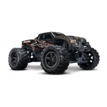 TRAXXAS X-Maxx 8S RTR Brushless waterproof +TSM orange E-Monster Truck TQi, 8S VXL +30Volt Special-Edition